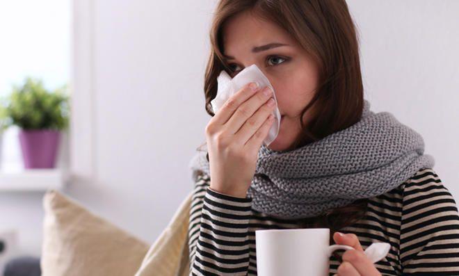 Warum niest man bei erkältung