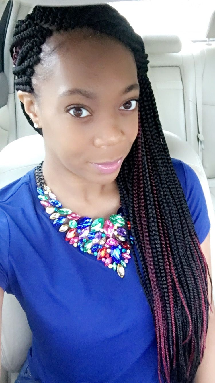 Small Box Braids Small box braids