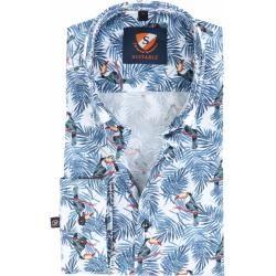 Photo of Camisa estampada de tucán adecuada