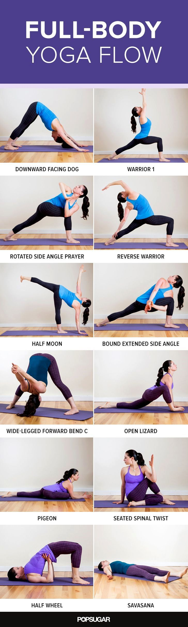 Classic Yoga Poses in 37  Workout for beginners, Yoga for