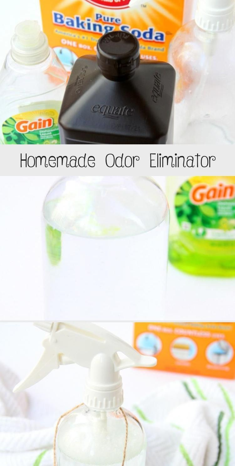 Homemade Odor Eliminator  This DIY odor eliminator is a lifesaver Removes urine pet and vomit odors from carpet stuffed animals clothing and more  baking soda uses for cl...