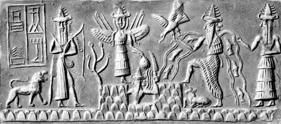 The Origins of Human Beings According to Ancient Sumerian Texts | Humans Are Free