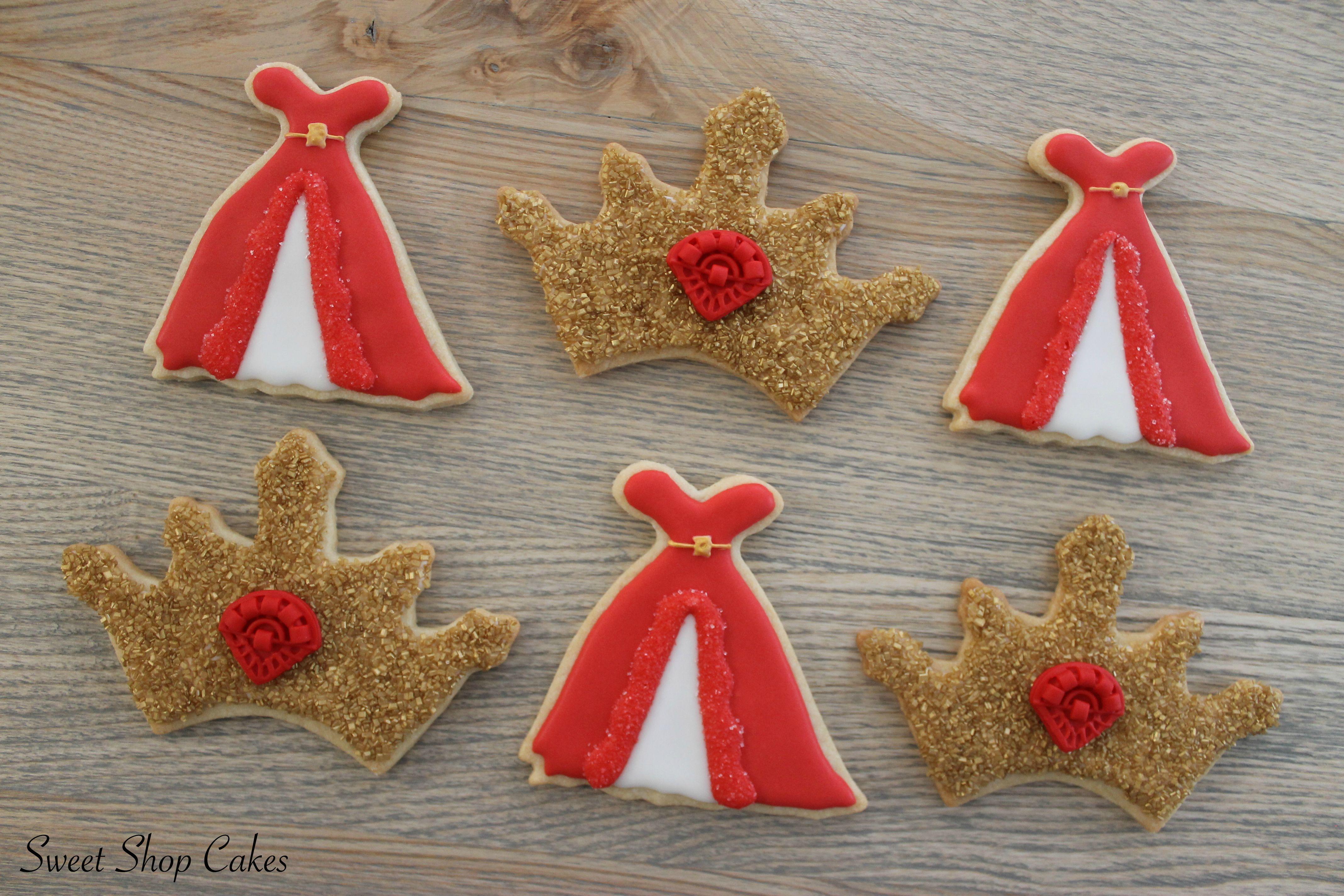 Princess Elena Of Avalor Themed Sugar Cookies