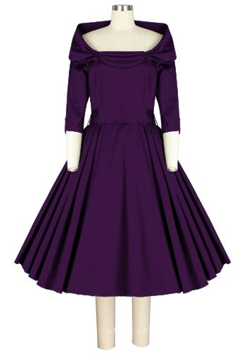 Retro Dress -- Chic Star design by Amber Middaugh and Julie Rojas