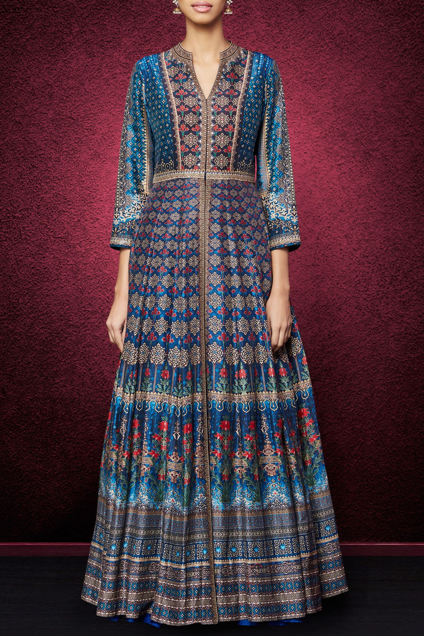 Shop Anita Dongre S The Vrinati Jacket At Viva Luxe With Free Uk Delivery Indian Fashion Designers Fashion Indian Fashion
