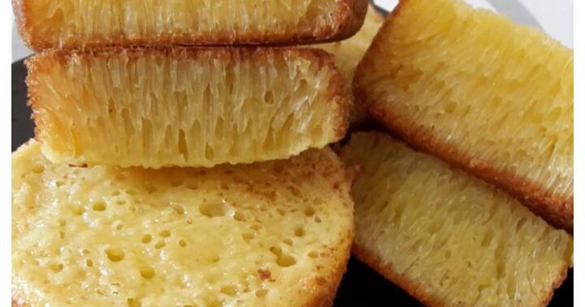 Resep Bika Ambon Mini Oleh Amei Resep Makanan Ringan Manis Makanan Palsu Makanan