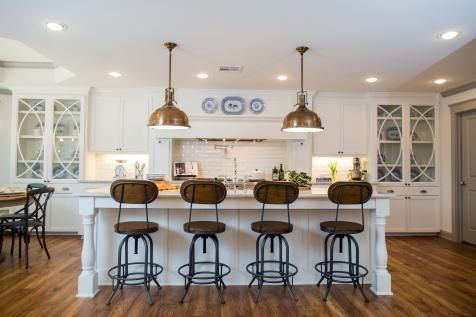 Get The Fixer Upper Look 43 Ways To Steal Joanna S Style Fixer Upper House Fixer Upper Kitchen Kitchen Design Open