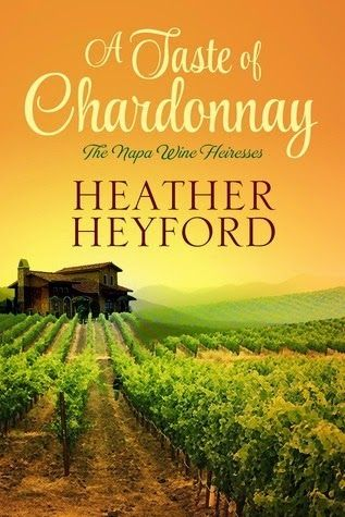 Book Review by Elle: A Taste of Chardonnay by Heather Heyford