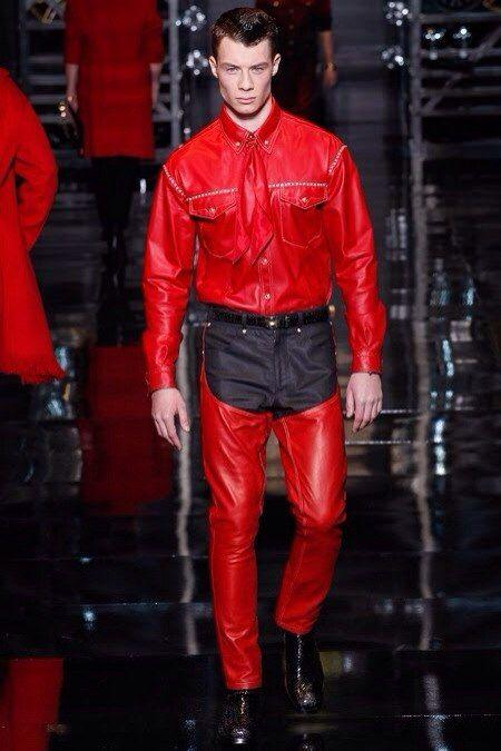 only Fashion - VERSACE AW 14 - 15   Estilo masculino
