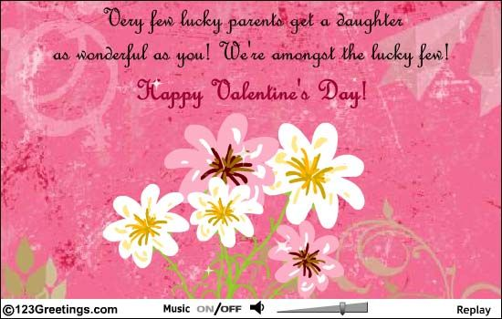 love from mom dad inspiration pinterest jpg 550x350 daughter valentine quote