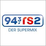 94,3 rs2 ist der Radiosender mit der abwechslungsreichsten Musikmischung in Berlin und Brandenburg. Hier hören Sie immer Ihre Lieblingsmusik, spannende Themen und Infos über Berlin-Brandenburg.