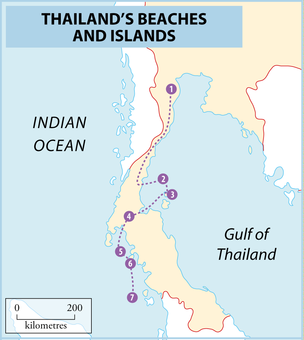 Southeast Asia Overland Route: Easy Itinerary Ideas  |Asia Vacation Ideas