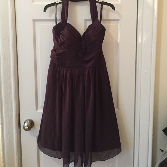Bill Levkoff Bridesmaid Dress Worn for a wedding once! Perfect if you need a dress as a guest. Bill Levkoff Dresses Midi