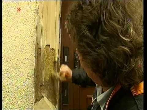 Sandstein restaurieren - Zerstörung durch Feuchte und Salze