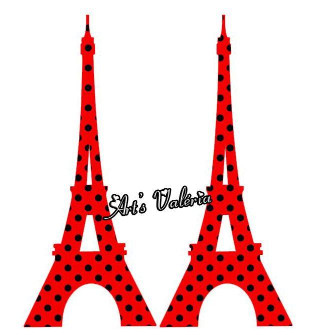 Aplique Torre Eiffel Ladybug 9cm Eiffel Jpg 634 669 Pixeis Fiestas De Cumpleanos De Ninas Fiesta De Lady Bug Decoracion Ladybug