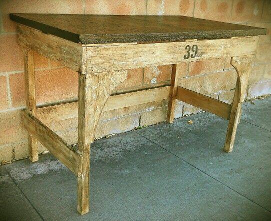 Great vintage table or desk