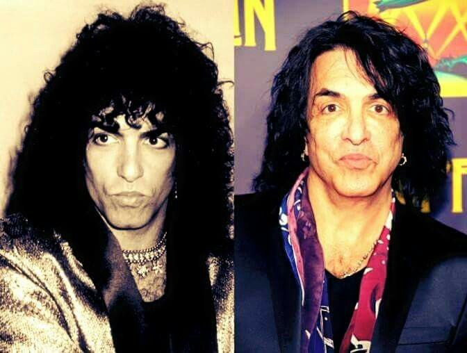 Young N Older Paul Stanley Plastic Surgery Plastic Surgery