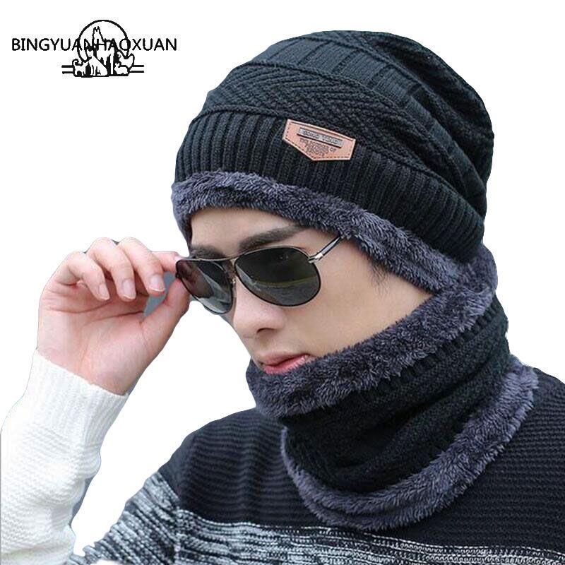 Gorras de abrigo para hombres