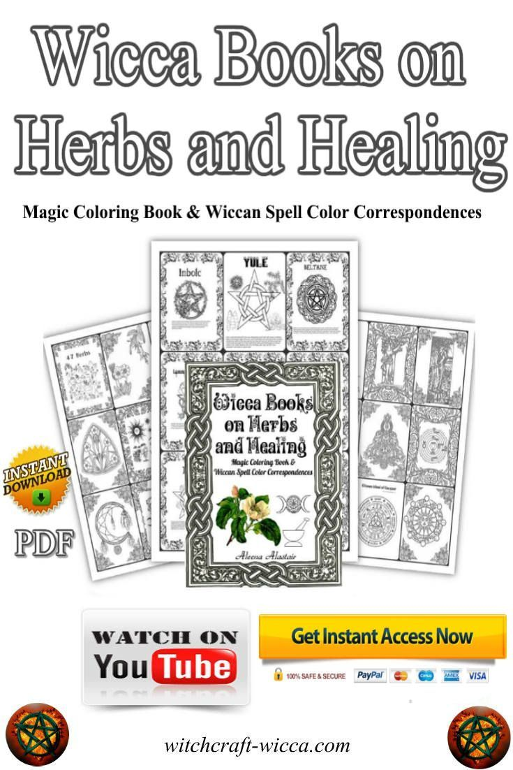 Book of Shadows instant download 70 pages -Witch Magical Herbs for ...