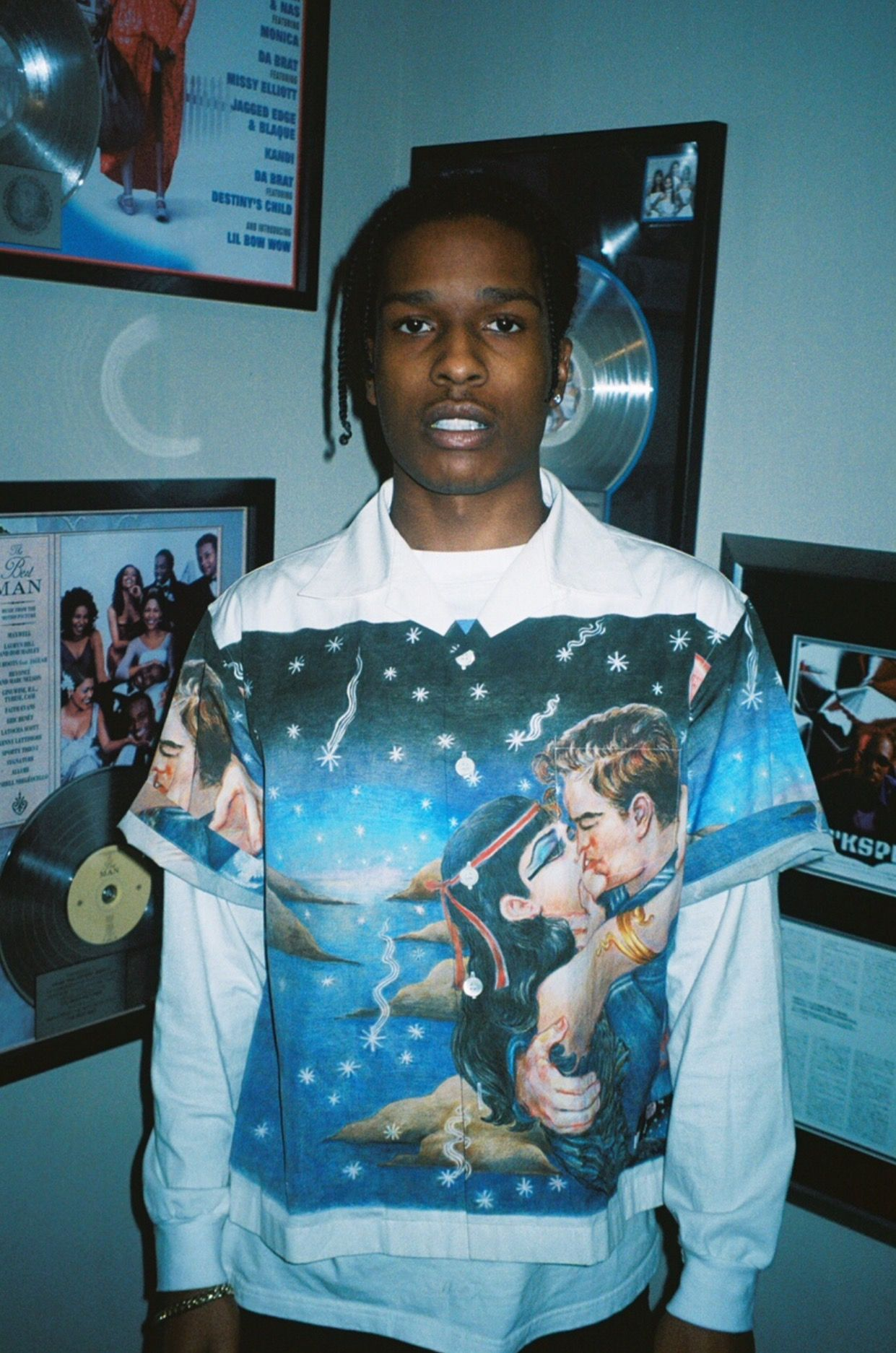 AAP ROCKY image by Ceola Johnson Pretty flacko, Rocky