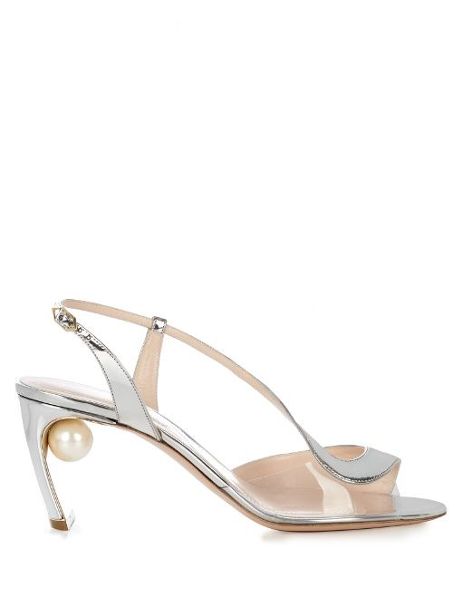 Nicholas Kirkwood Leather Sandals YCPYK7Ki6