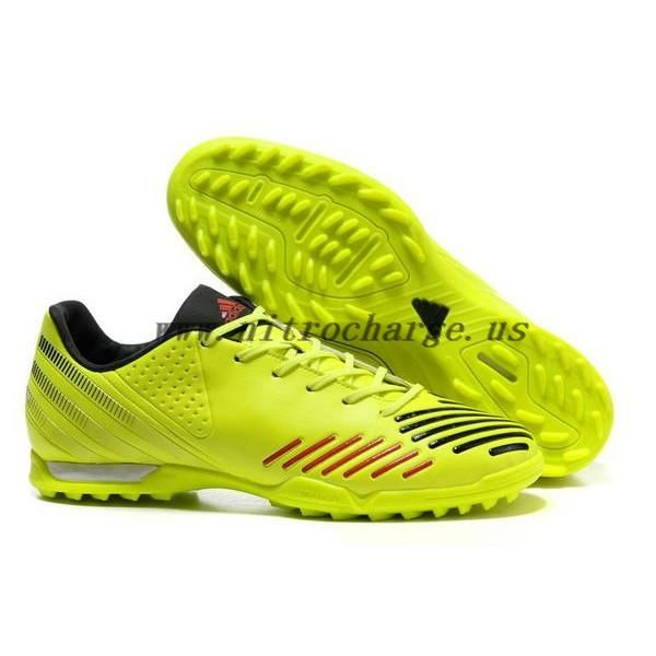 ddf3a6d72 good authentic adidas predator lz lethal zones trx tf futsal soccer boots  green red color cleats