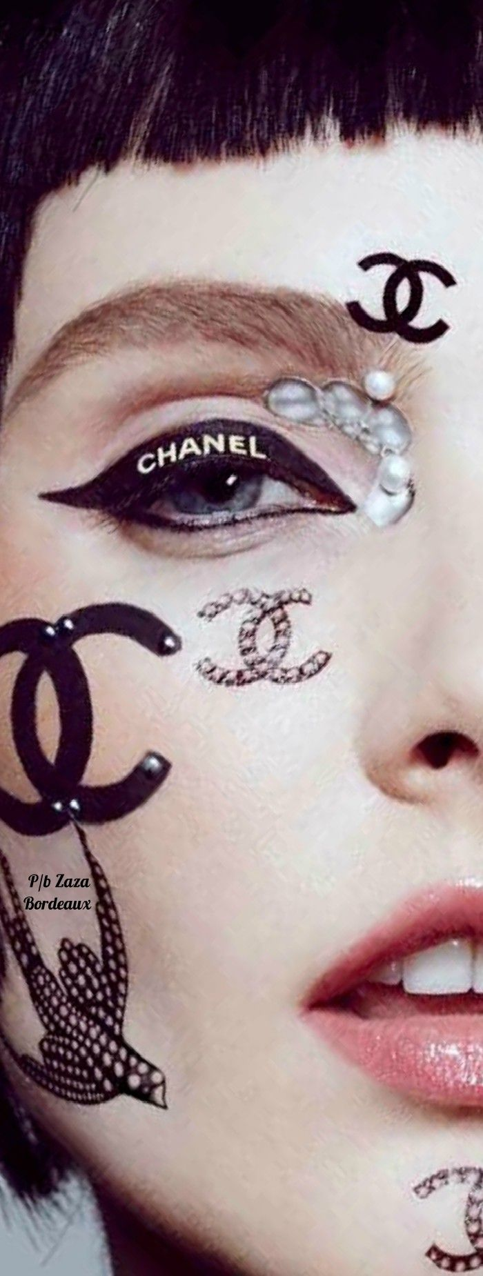 8611d071ed15 「Black of Hearts」おしゃれまとめの人気アイデア|Pinterest |💕💋 ༺❀ Sasha Pariss ❀༻ 🍷☕ 💕【 2019】 | Chanel fashion、Chanel、Coco chanel