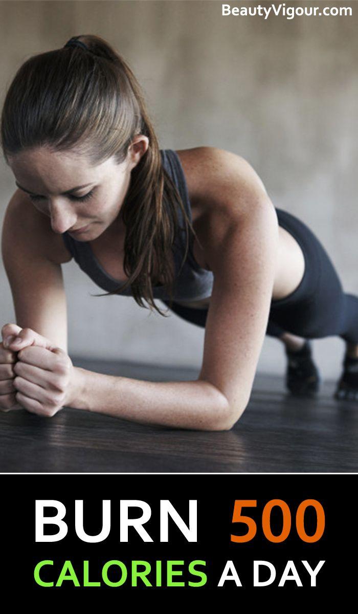 How to Burn 500 Calories a Day | Burn 500 calories ...