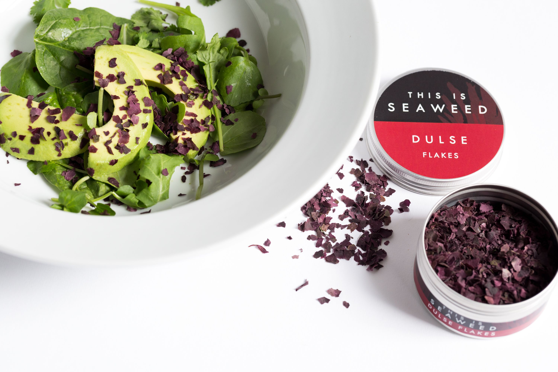Dulse flakes sample recipe delicious natural vitamins