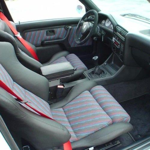 Bmw M3 Interior: 1989-BMW-M3-alpine-white-interior