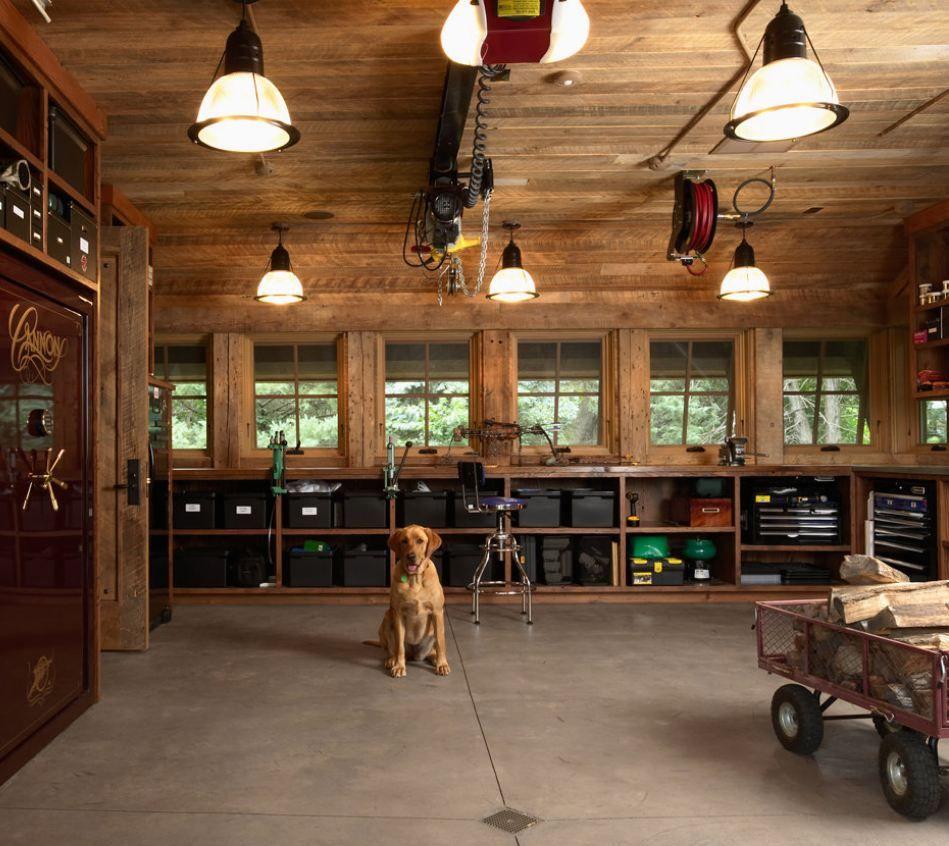 Tiny Home Designs: Man Barn By Murphy & Co. Design