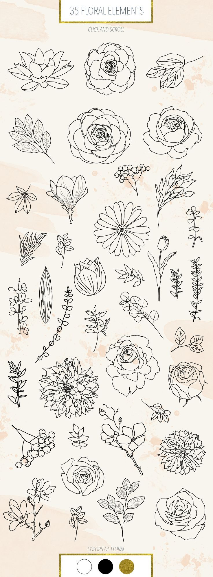 Botanist (102571) | Illustrations | Design Bundles