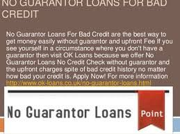 With No Guarantor Loans The Borrowers Can Gain Cash Inside A Scope Of 500 To 100 000 The Borrowers Require No Loans For Bad Credit Bad Credit The Borrowers