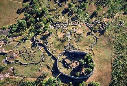 Hidden Architecture: Great Zimbabwe