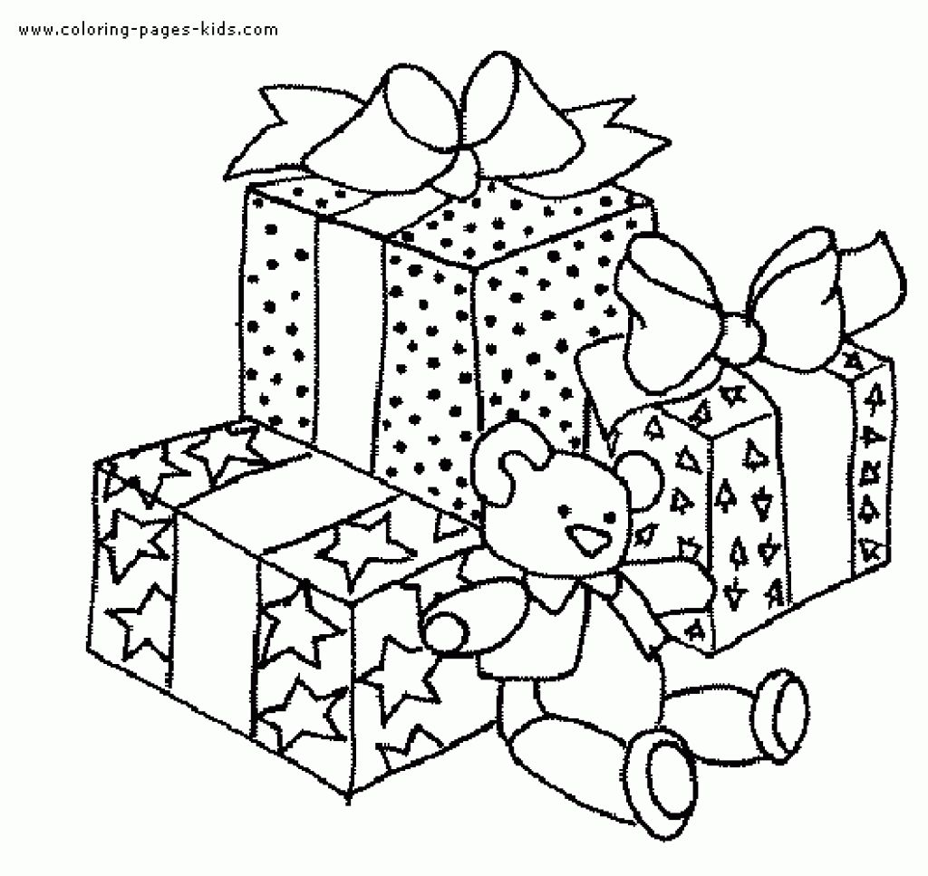 Coloring pages holiday color for kids page printable by inside