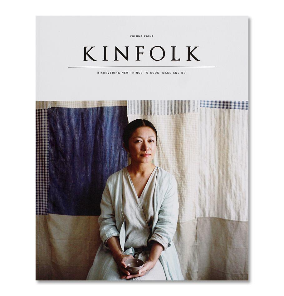 Kinfolk Issue 8. £12.99.
