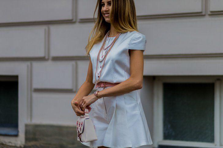 Pin for Later: Lasst euch inspirieren vom Stil der Hauptstadt mit den besten Street Style Bildern der Berlin Fashion Week  Cathy Hummels.