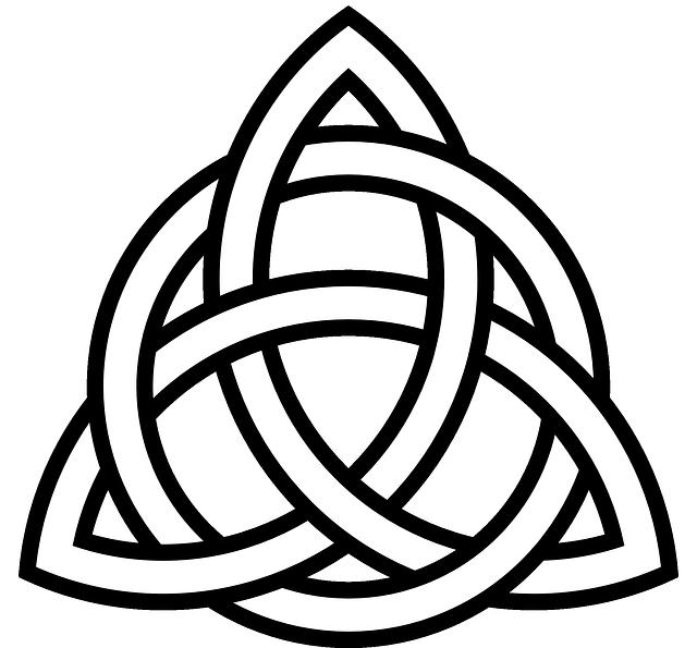 Free Image On Pixabay Celtic Tribal Knot Symbol Celtic Tribal