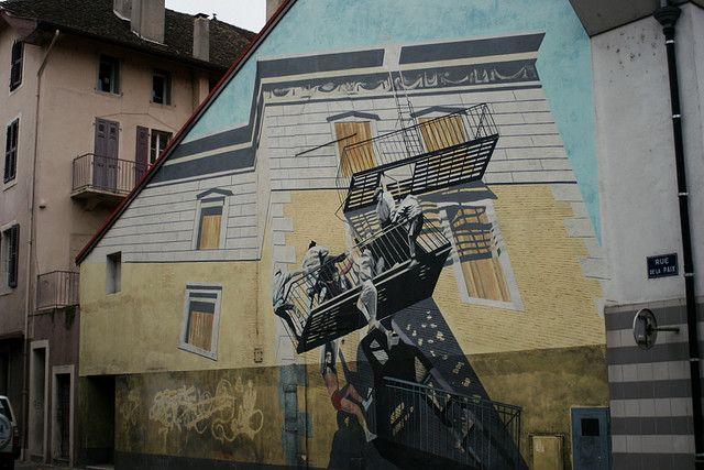 Thonon-les-Bains, Haute Savoie