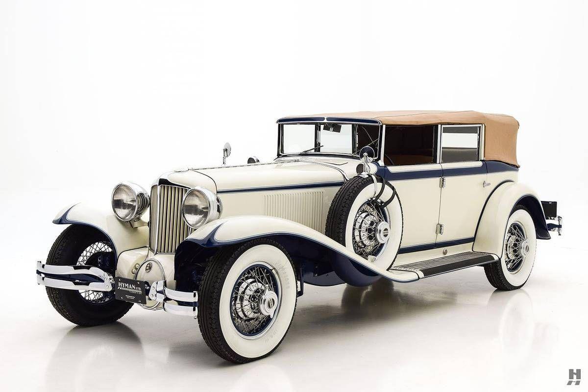1930 Cord L-29   Old Rides 6   Pinterest   Cord, Auburn automobile ...