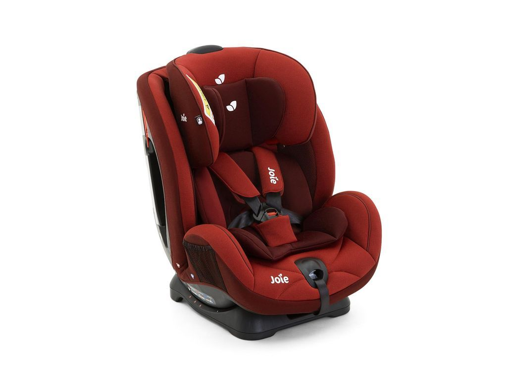 Stage 2 Car Seat With Base Joie Stages Group 1 2 Car Seat In Cherry Baby Toddler