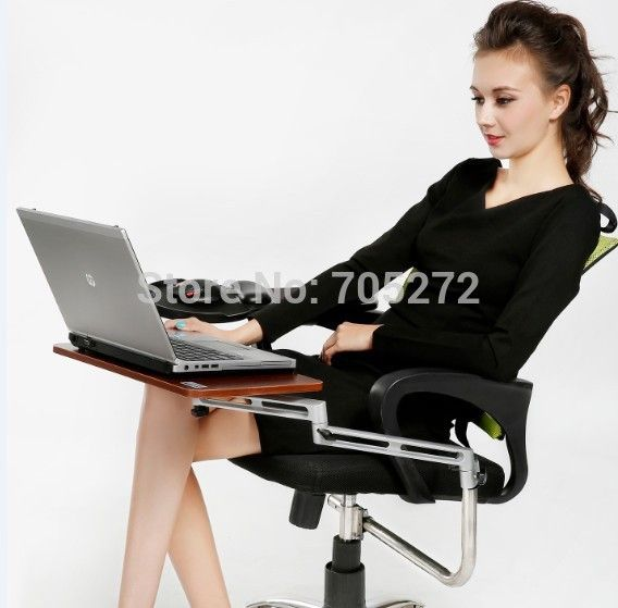 2017 Real Stock Mouse Pad With Human Body Laptop Stand Tablet Support Computer Holder Keyboard Tray