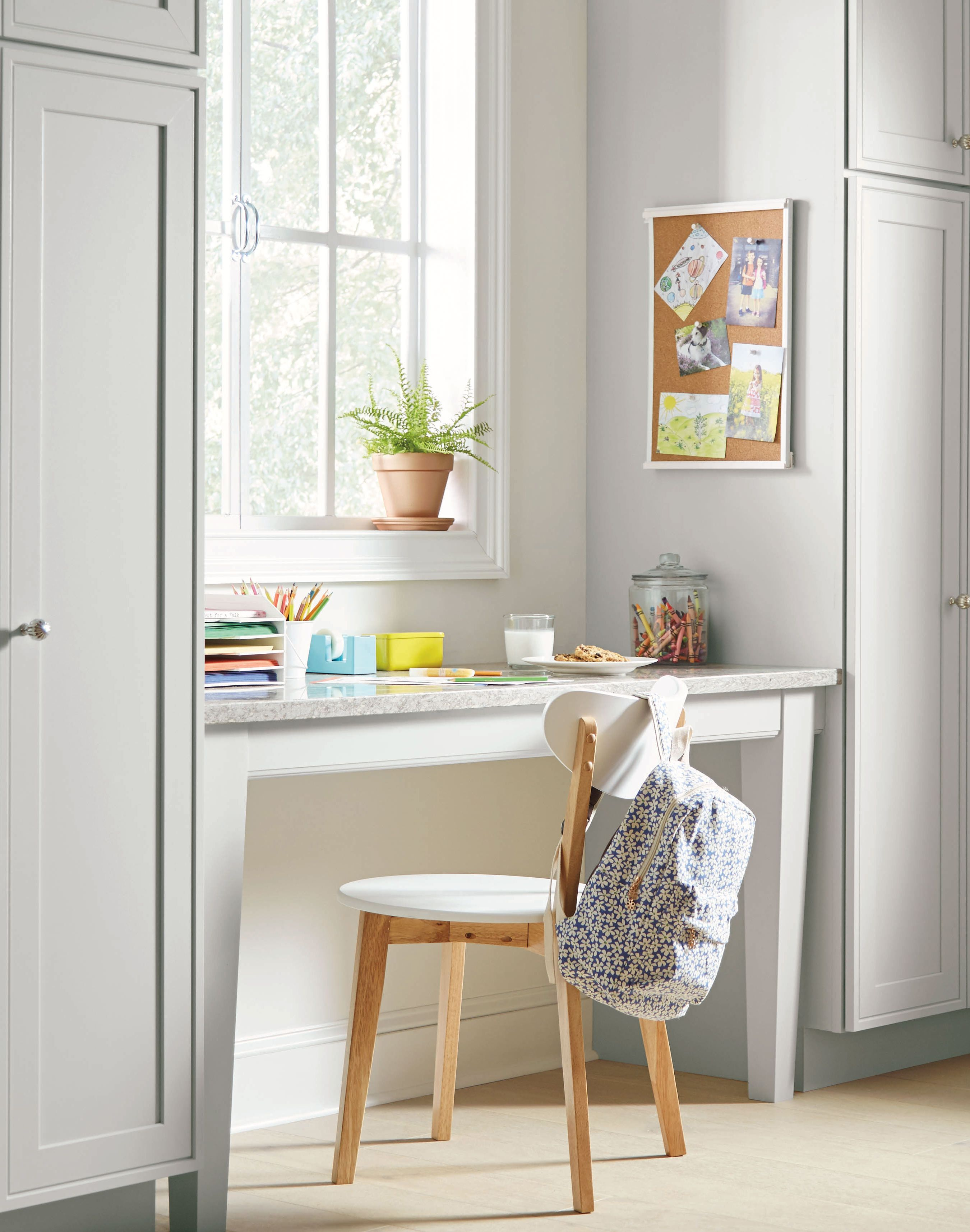 Living Kitchens at the Home Depot | Work stations, Martha stewart ...