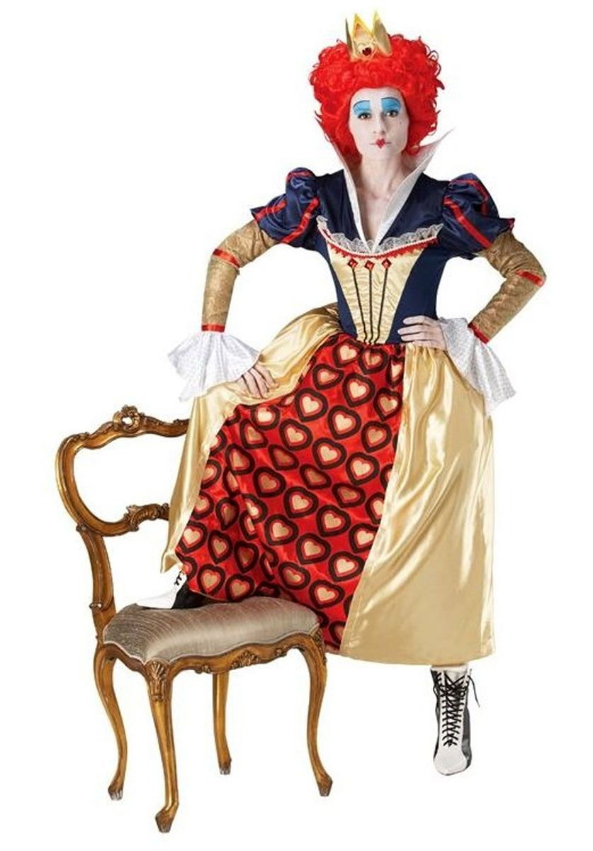 Disney™ Red Queen of Hearts Costume - Hollywood u0026 TV at Escapade™ UK  sc 1 st  Pinterest & Disney™ Red Queen of Hearts Costume - Hollywood u0026 TV at Escapade™ UK ...