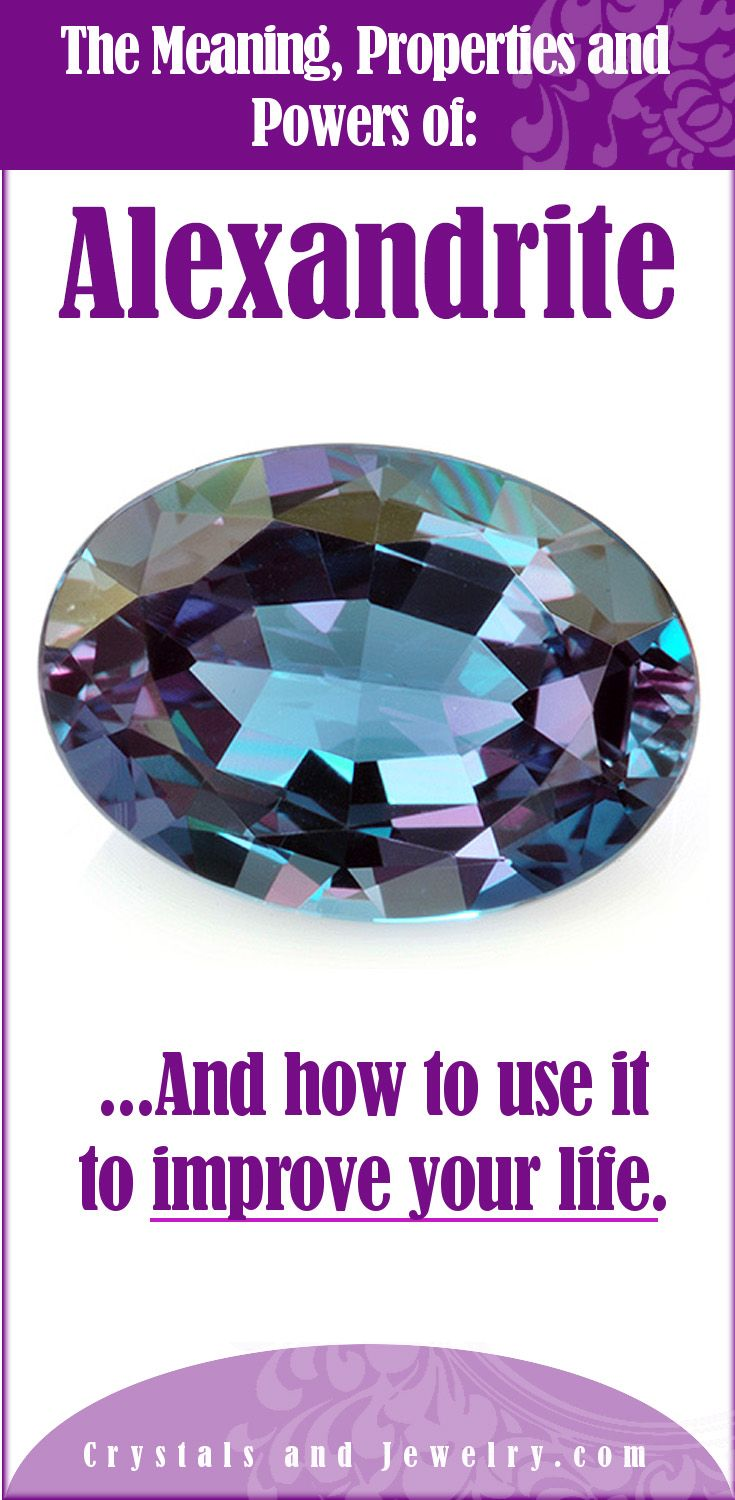 Alexandrite Meaning Properties And Powers The Complete Guide