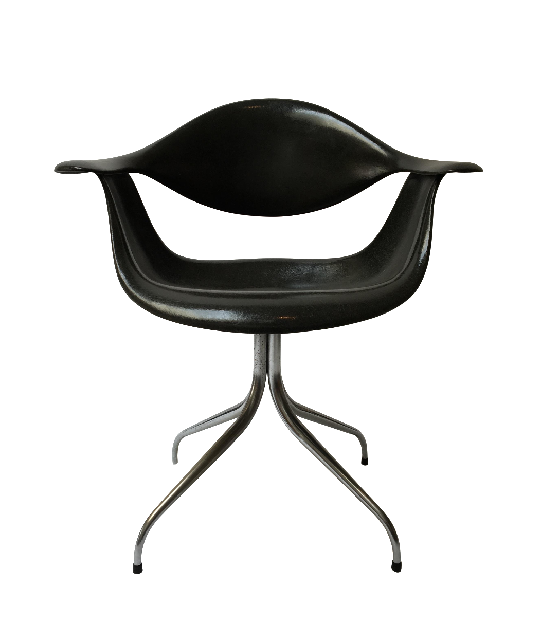 George Nelson Daf Swag Leg Chair For Herman Miller George Nelson Furniture George Nelson Chair