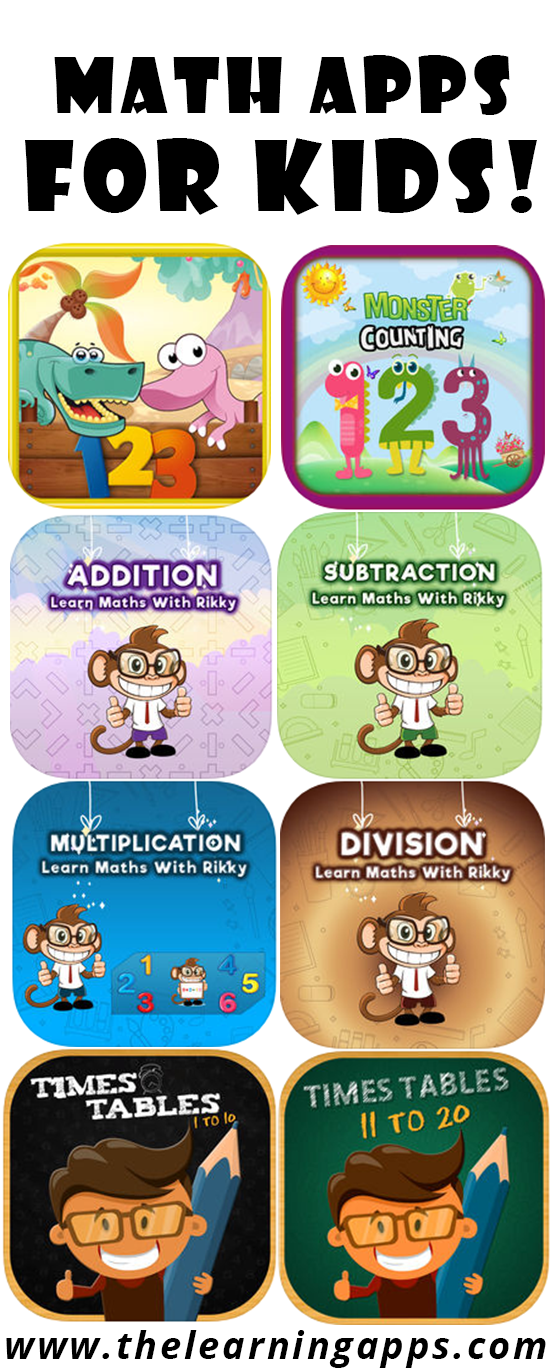 Best Free Math Games For Kids Math apps, Math games for