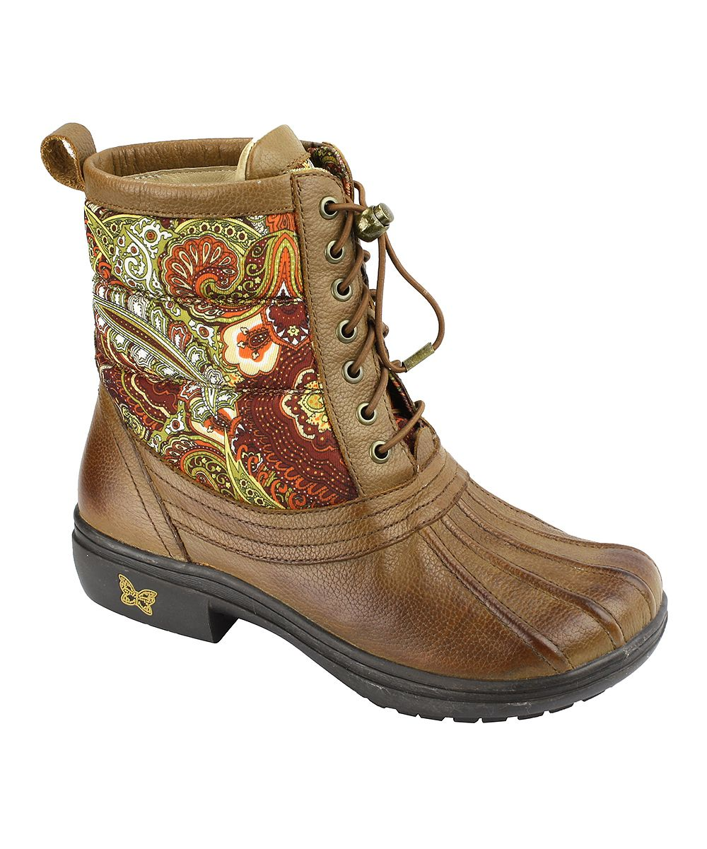 Janis Brown Stormy Duck Boot Women Daily Deals For