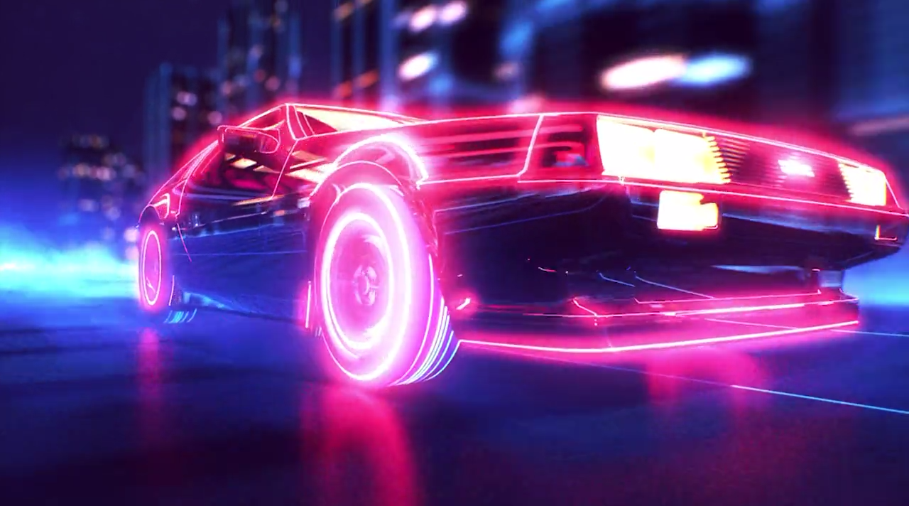 Retrowave Png 1280 712 Retro Waves Neon Synthwave