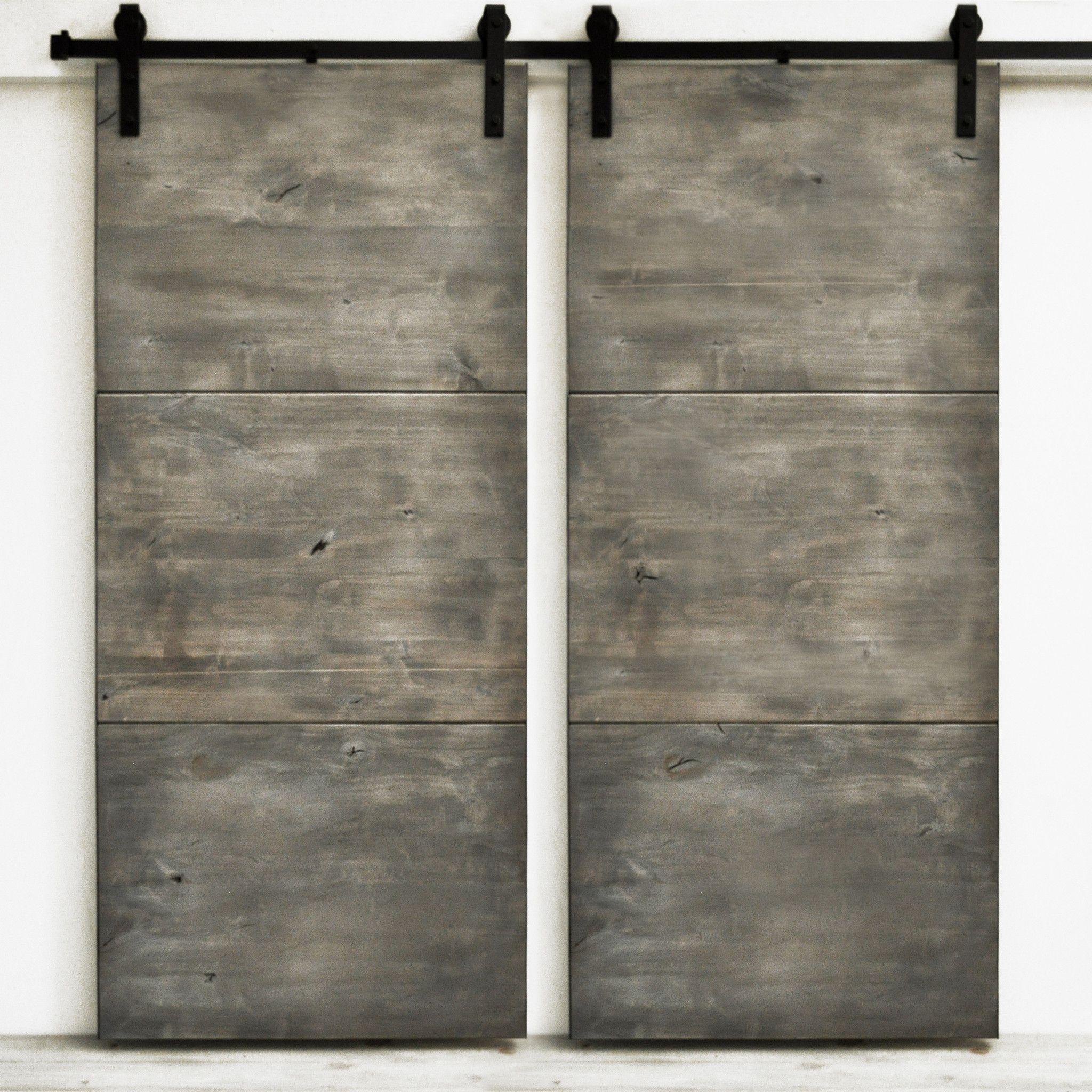Large Slab Panels Of Solid Wood Express A Minimalist